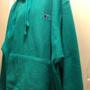 Snuggie && stylish sweatsuit
